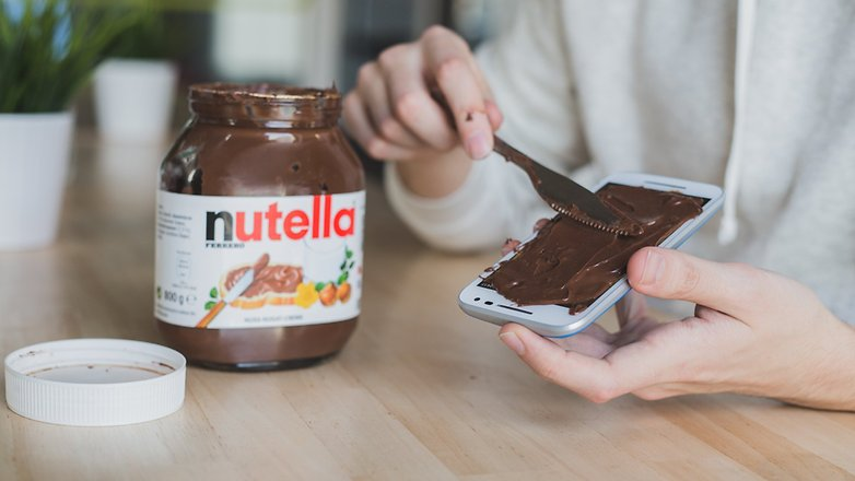 AndroidPIT Android N Nutella 6