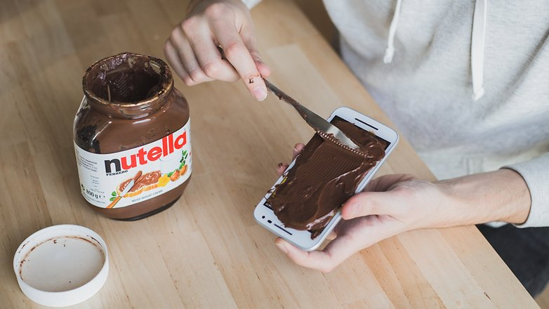 AndroidPIT Android N Nutella 7