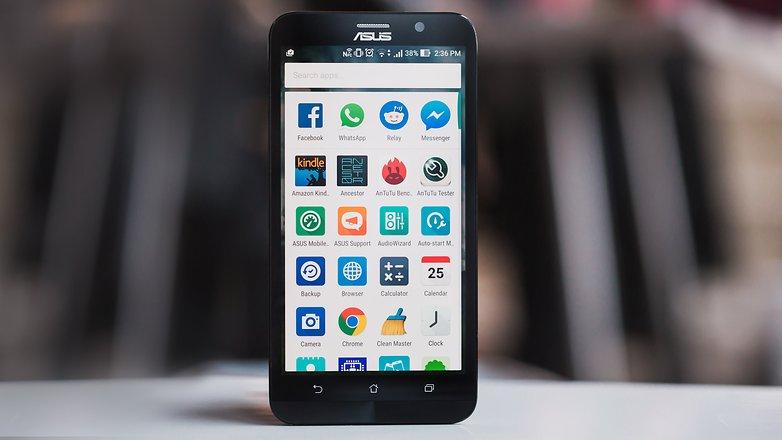 AndroidPIT ASUS ZenFone 2 Deluxe 9709