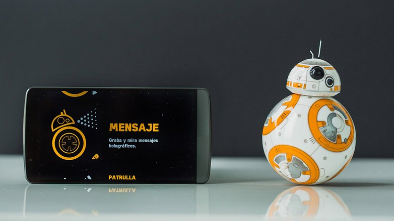 androidpit BB Robot Star Wars 4