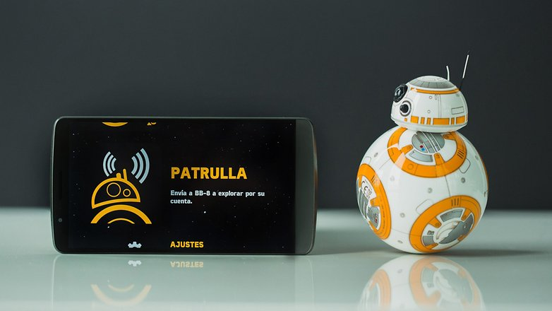 androidpit BB Robot Star Wars 5