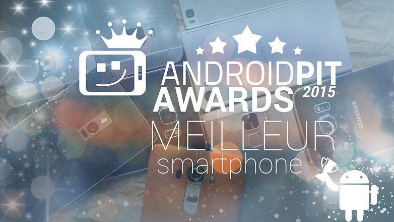 AndroidpPIT AWARDS FR Meilleur smartphone