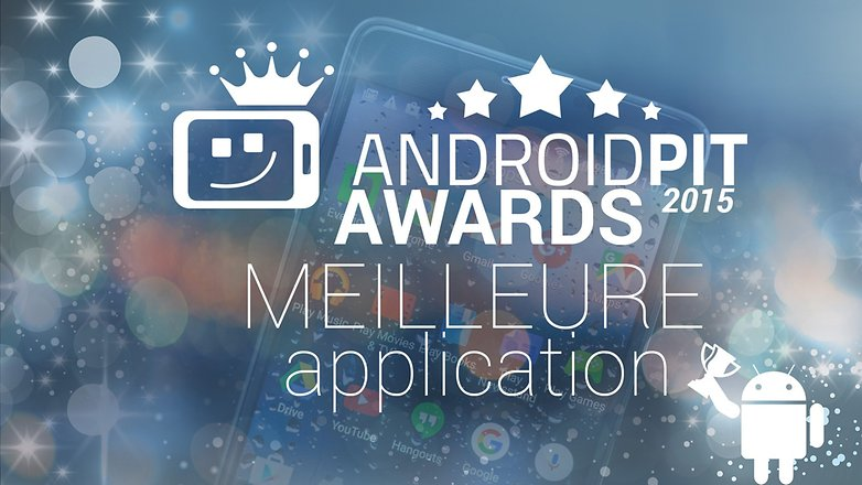 AndroidpPIT AWARDS FR meilleure app