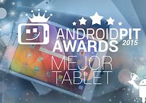 AndroidPIT Awards: El mejor tablet de 2015 es...