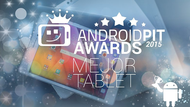 AndroidpPIT AWARDS best TABLET ESP 3