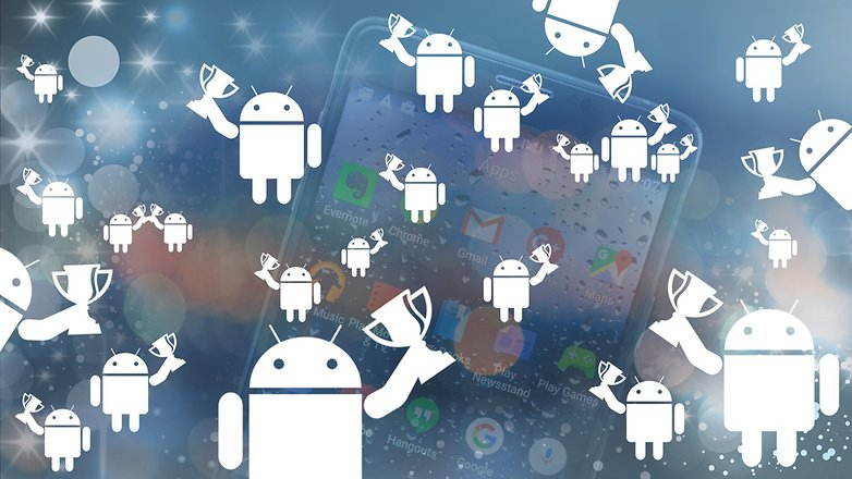 AndroidpPIT AWARDS best apps HERO