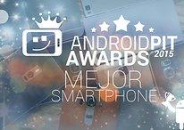 AndroidPIT Awards: El mejor smartphone de 2015 es...