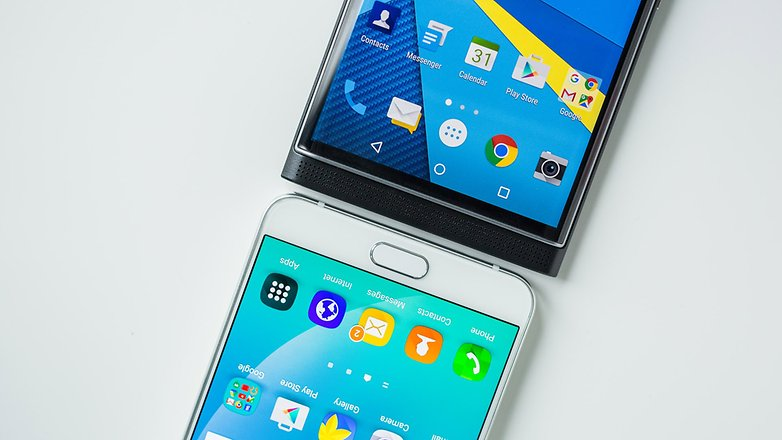BlackBerry Priv vs Samsung Galaxy Note 5 11