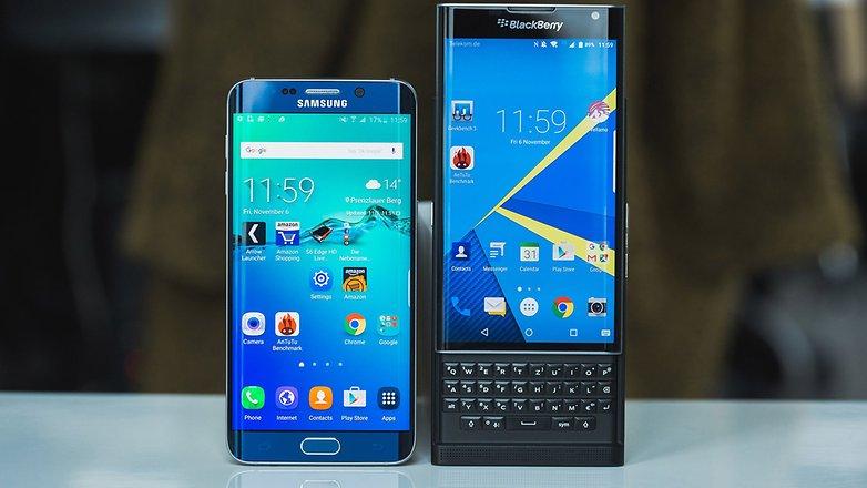 androidpit BlackBerry Priv vs Samsung Galaxy S6 Edge Plus 3