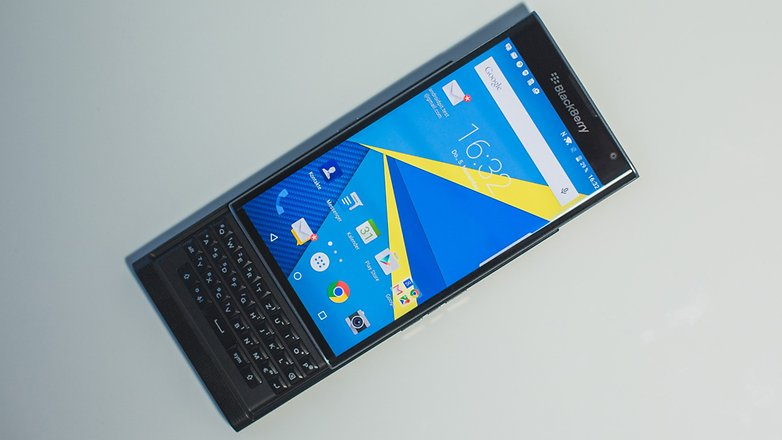 androidpit BlackBerry Priv 1