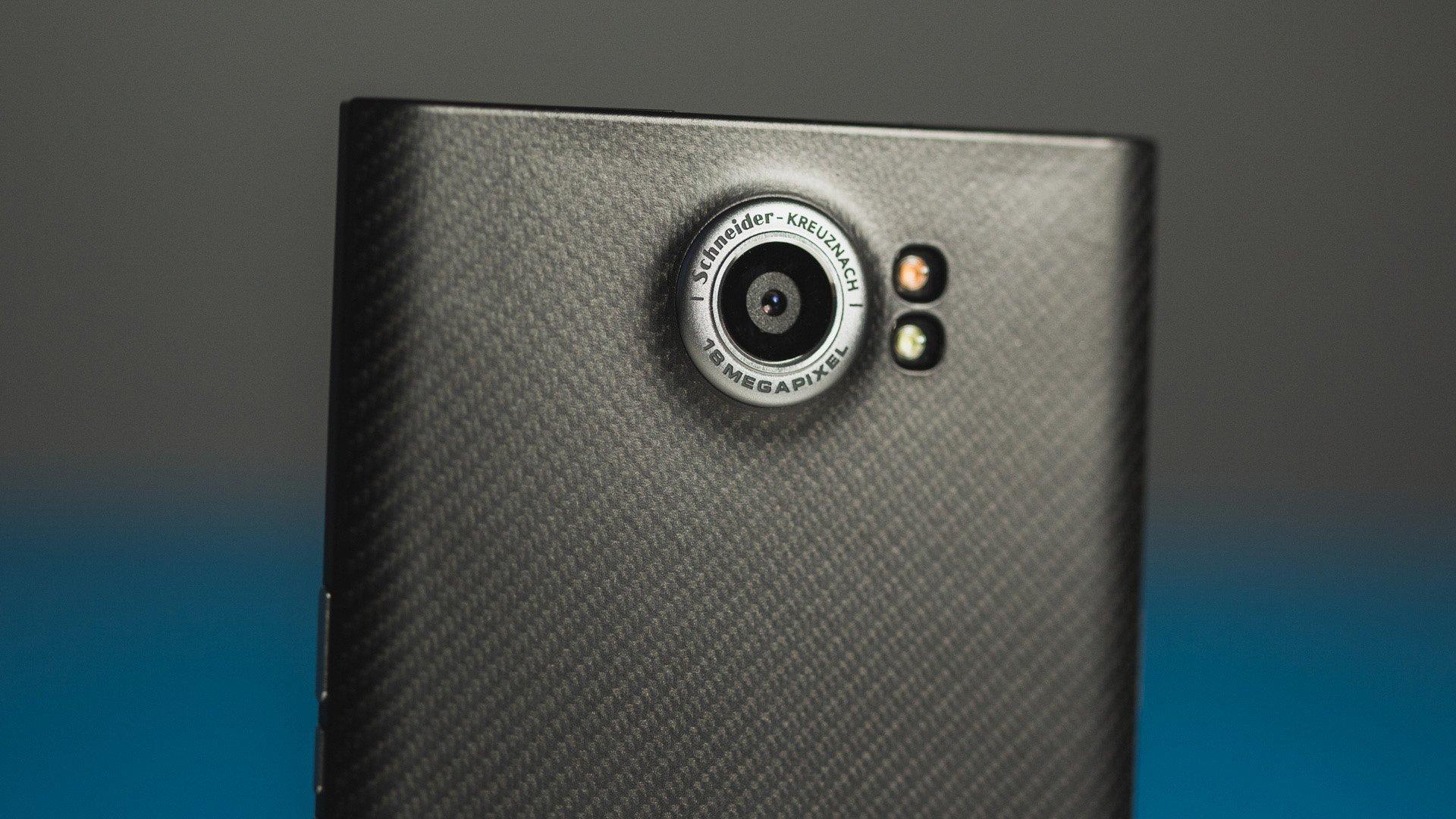 Enlever le son appareil photo blackberry