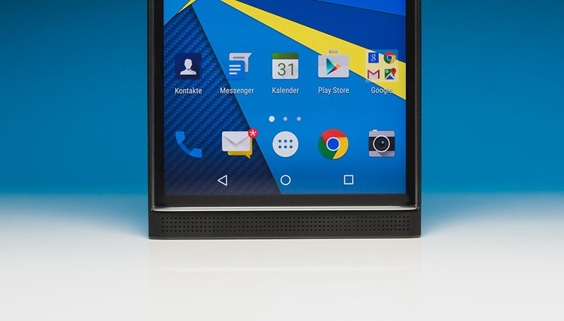 Here's why BlackBerry's Priv could crumble
