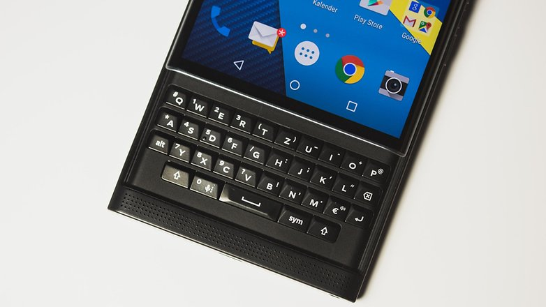 AndroidPIT BlackBerry Priv 9