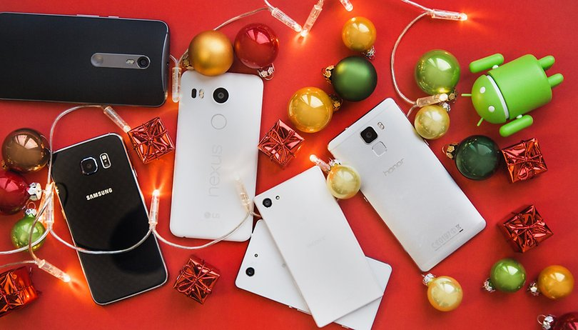 Toute l'équipe d'AndroidPIT vous souhaite un Joyeux Noël !