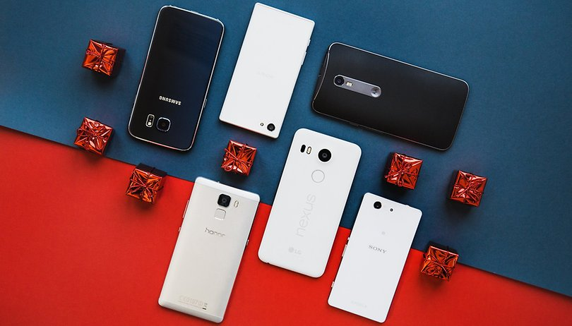 The 5 smartphones you don't want to find under the Christmas tree
