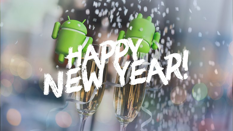 AndroidPIT New Year simple