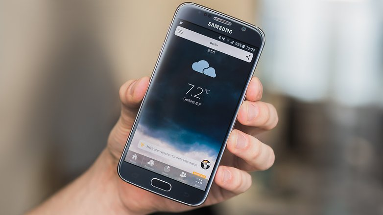 AndroidPIT morecast weather app 9520