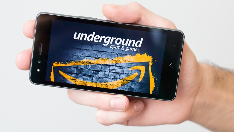 AndroidPIT underground apps games