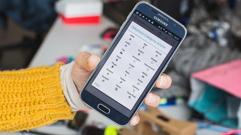 Androidpit Tasker app 2