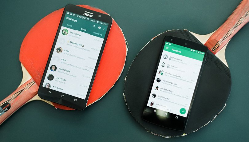 Google Hangouts: SMS gets its marching orders