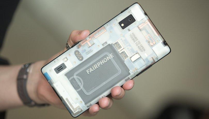 Die besten Smartphones mit wechselbarem Akku