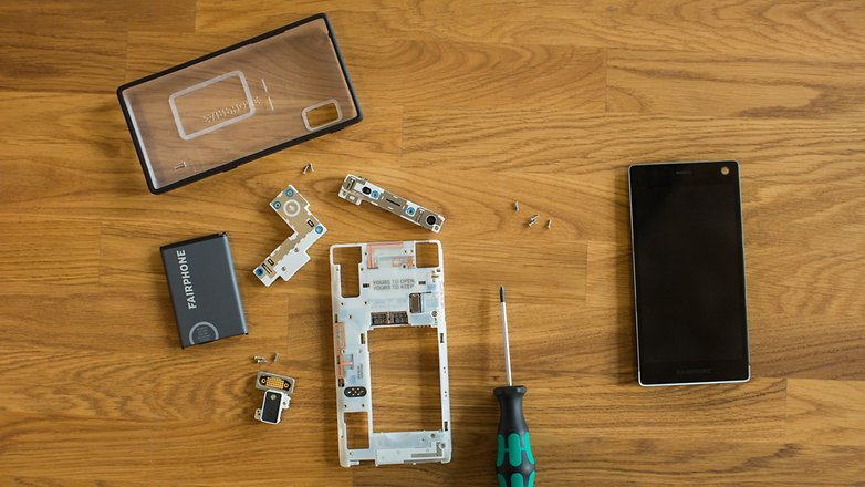 androidpit FAIRPHONE2 8