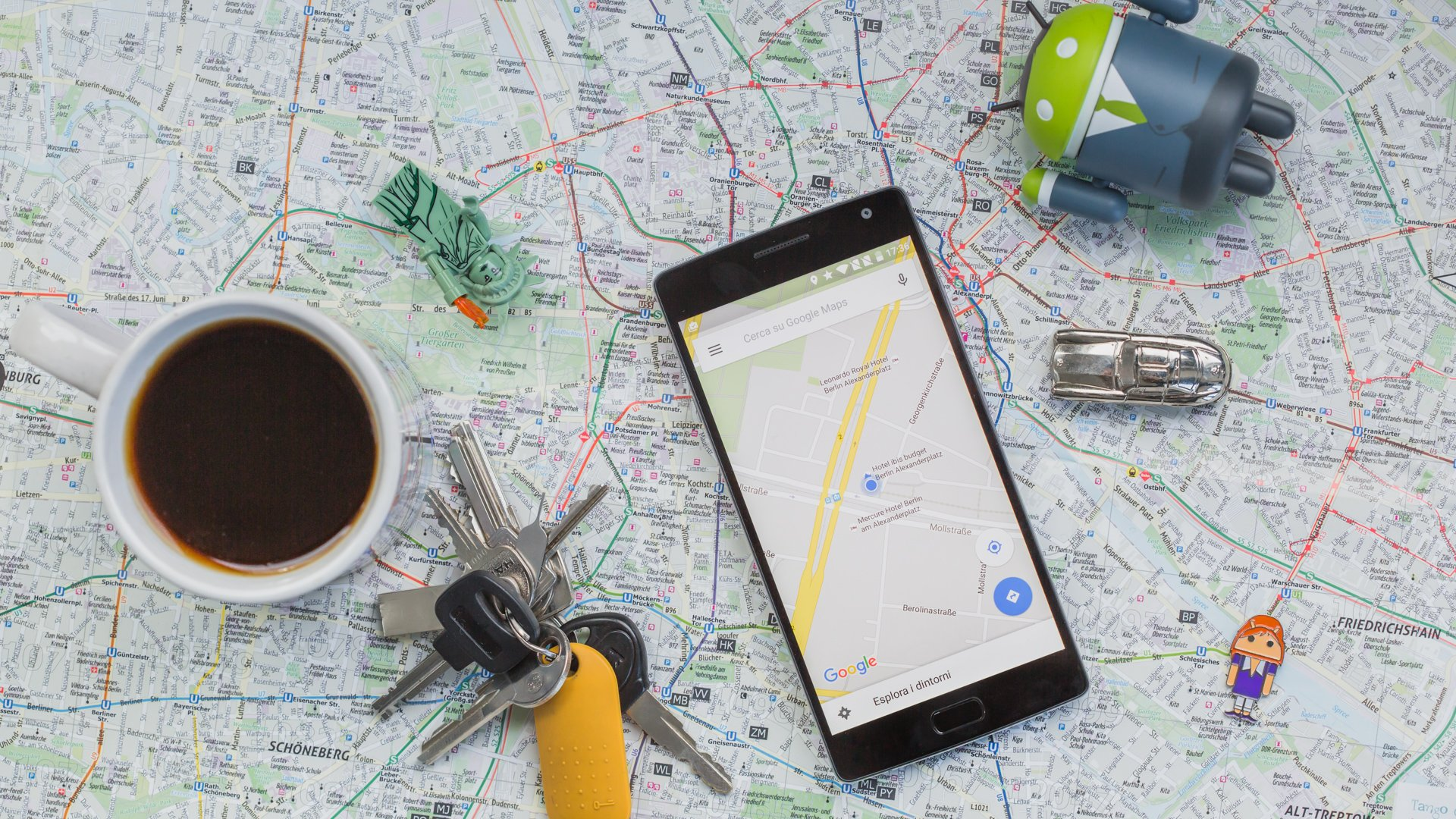 How to improve the GPS reception on Android: instructions for setting the GPS signal