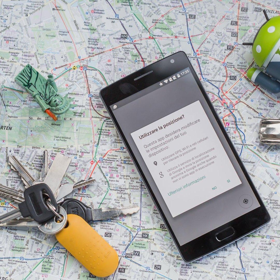 cc552aa183ac8c Voici comment désactiver la localisation des apps Android   AndroidPIT