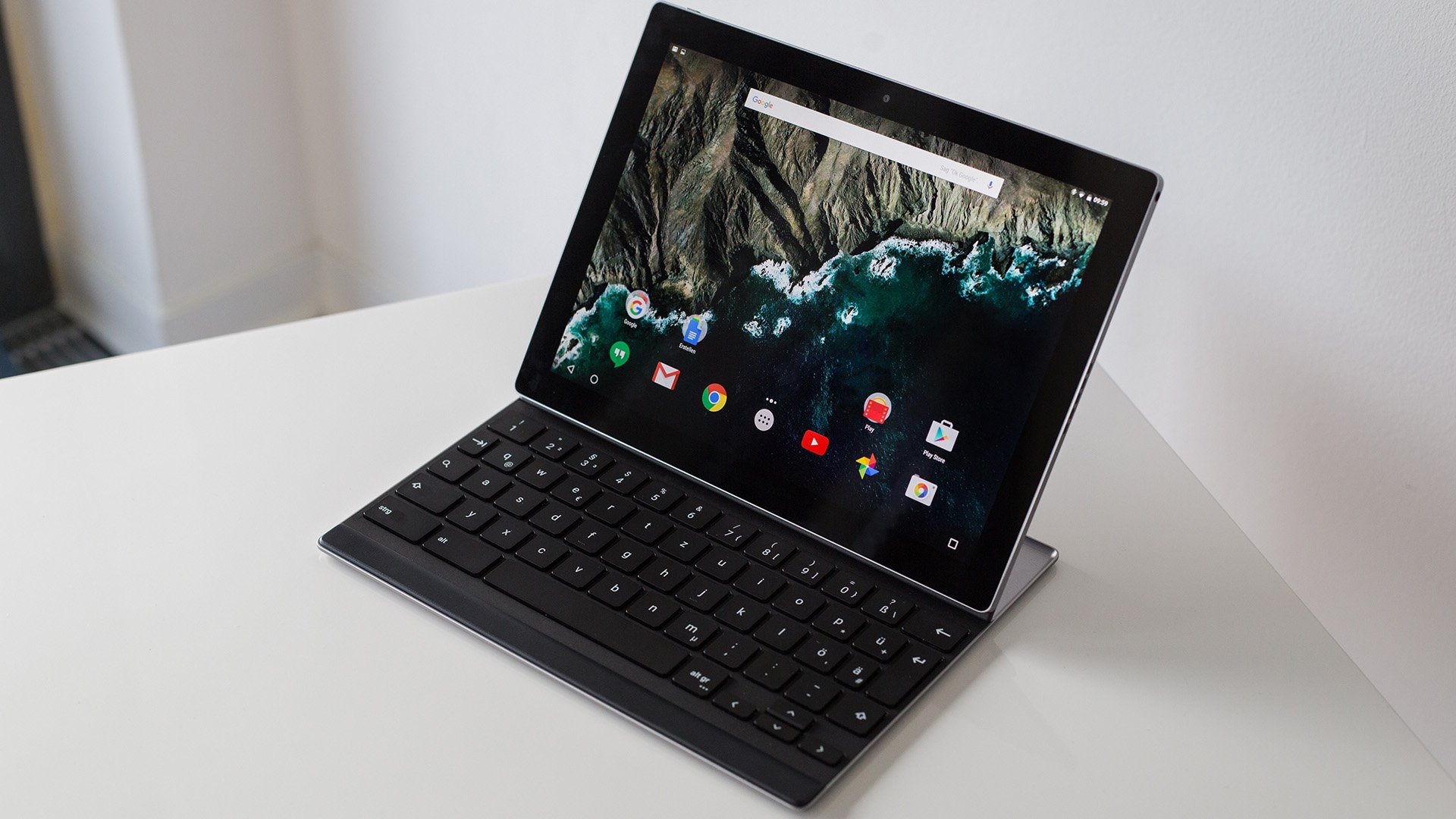 Google Pixel C review: the Android super slate | AndroidPIT