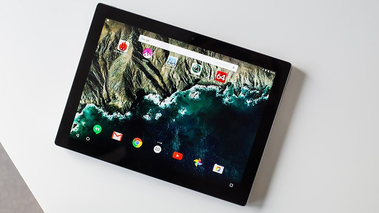 AndroidPIT Google Pixel C 8750