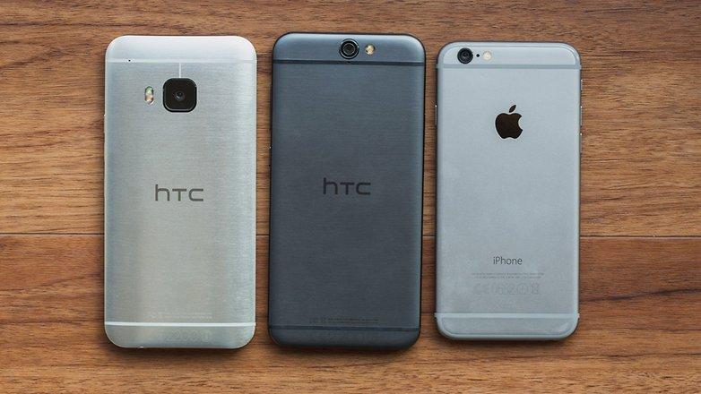 Htc One M7 Vs Iphone 6