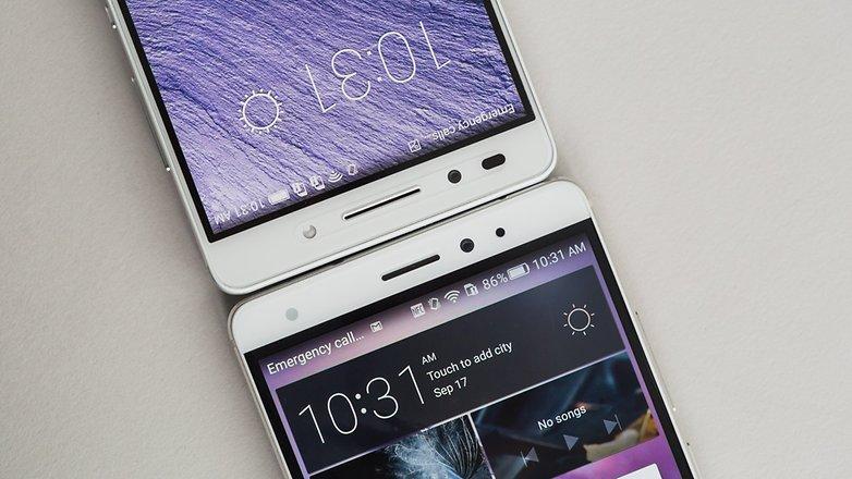 Honor 7 vs Huawei Mate S 11