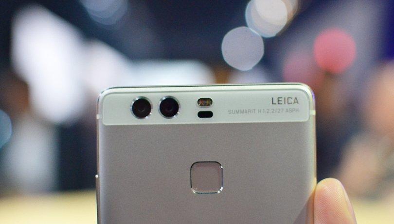 Huawei P9 vs Huawei P8 comparison