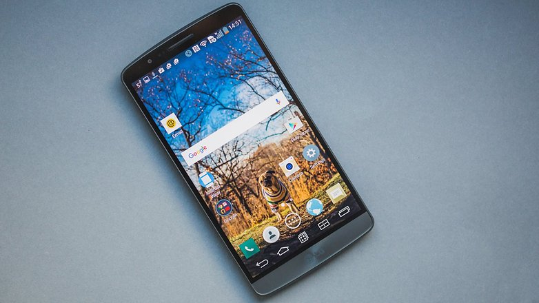 LG G3 Android update: latest news | AndroidPIT