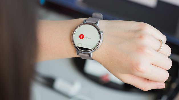 Moto 360 2015 review, funções de software do Moto 360 2015, aplicativos do Android Wear