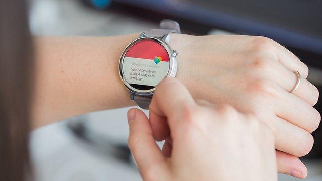 android wear, funzioni android wear, funzioni android wear moto 360, moto 360 2015 funzioni,