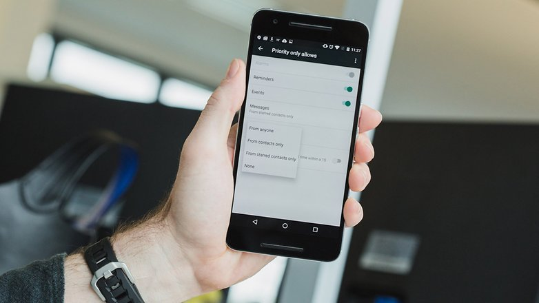 AndroidPIT Nexus 6P battery tips 7