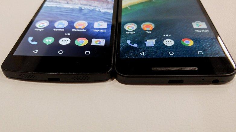 Nexus 5X vs Nexus 5 5