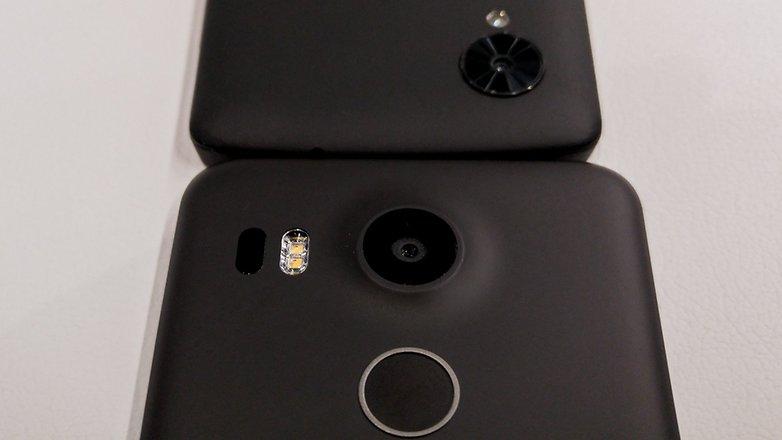 Nexus 5X vs Nexus 5 cams