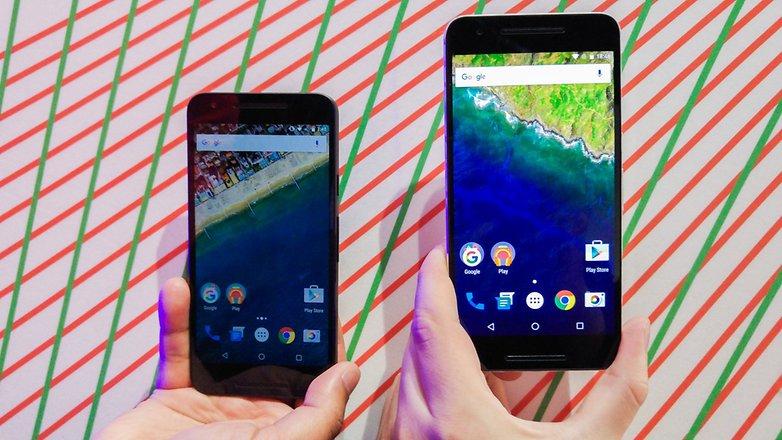 Nexus 5X vs Nexus 6P 10