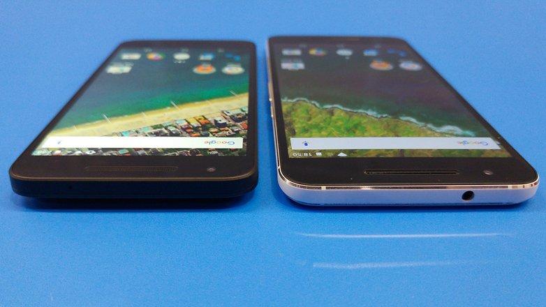 Nexus 5X vs Nexus 6P 2