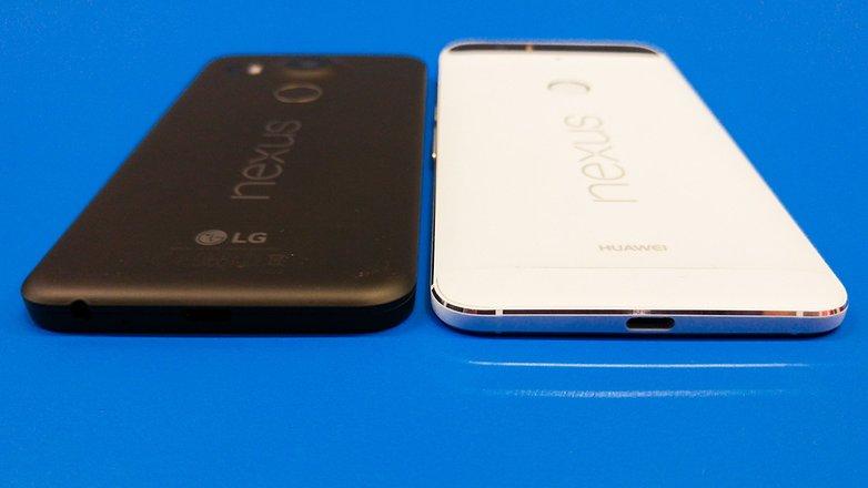 Nexus 5X vs Nexus 6P 7