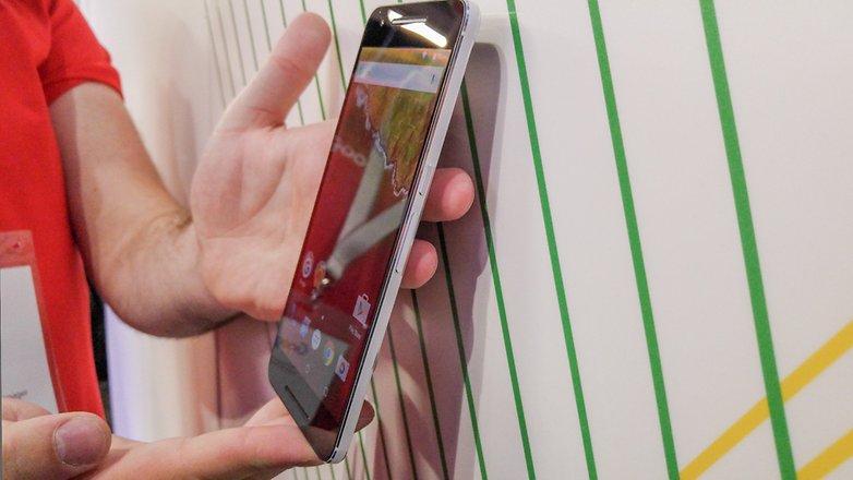 Nexus 6P handson 1