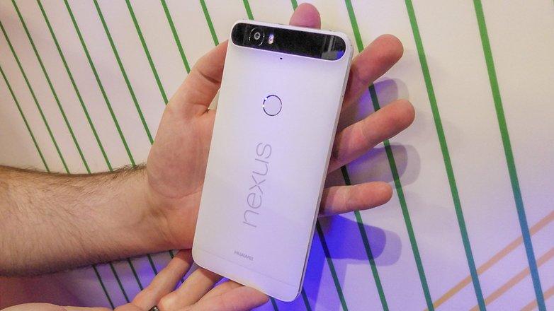 Nexus 6P handson 3