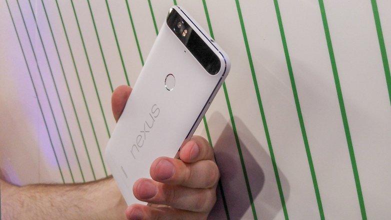 Nexus 6P handson 8