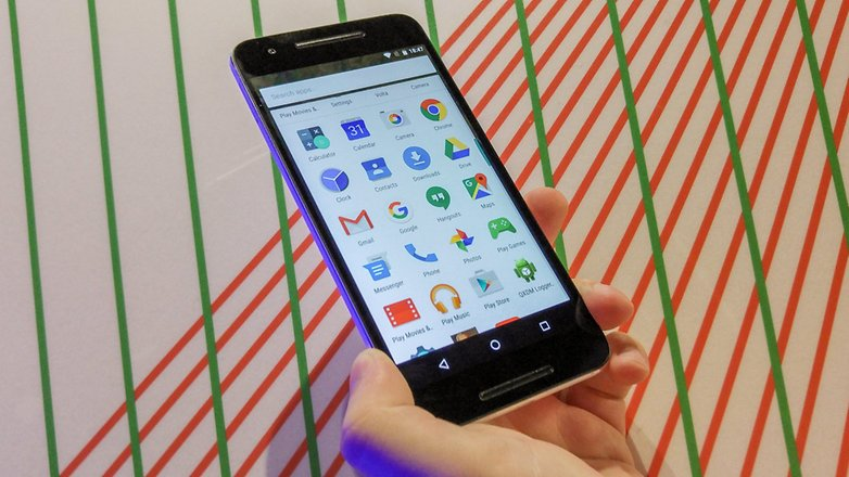 Nexus 6P handson 9