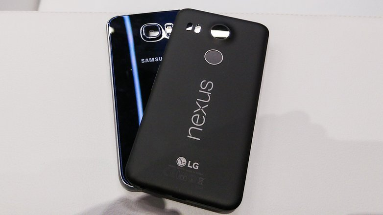 Nexus 5X vs Samsung S6 edge plus 3