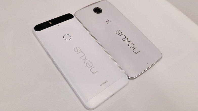 Nexus 6 vs Nexus 6P 1 3
