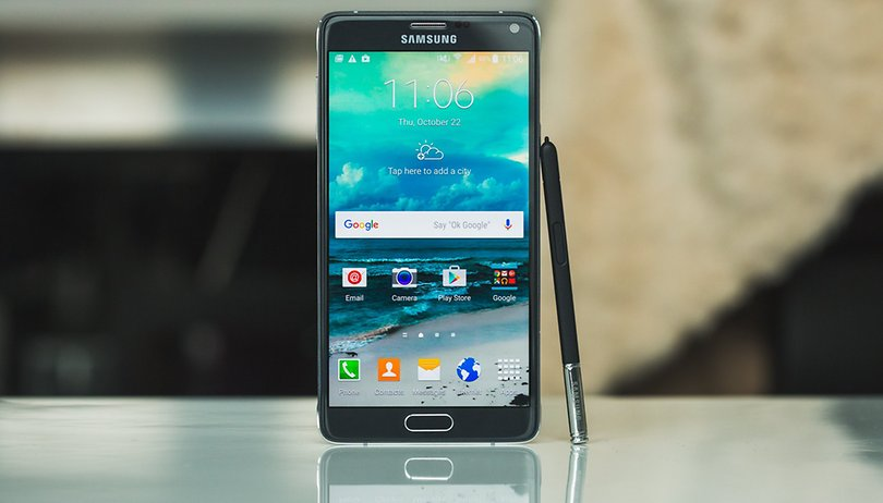 How to factory reset the Galaxy Note 4 for better performance