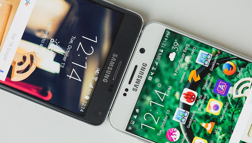 Test comparatif : Samsung Galaxy Note 6 vs Galaxy Note 4